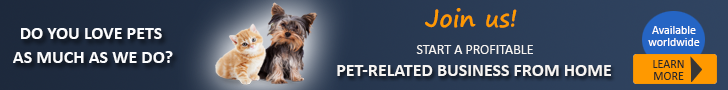 DO YOU LOVE YOUR PETS? JOIN MY PET PROTECTOR